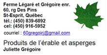 Ferme_legare_gregoire_logo